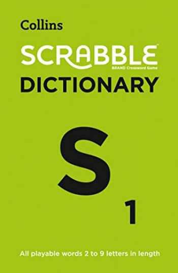 9780008320140-0008320144-Collins Scrabble Dictionary: The official Scrabble solver - all playable words 2 - 9 letters in length