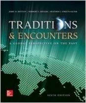 9781308633091-1308633092-Traditions & Encounters (Custom)
