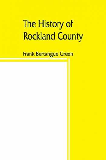 9789389465242-9389465249-The history of Rockland County