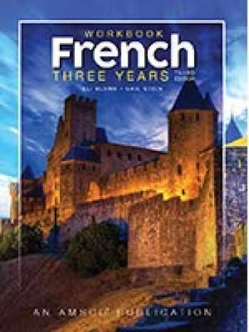 9781531129293-1531129293-Workbook in French: Three Years, Third Edition