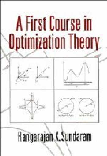 9780521497190-0521497191-A First Course in Optimization Theory