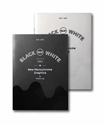 9789881943958-9881943957-Palette, No. 1: Black & White: New Monochrome Graphics