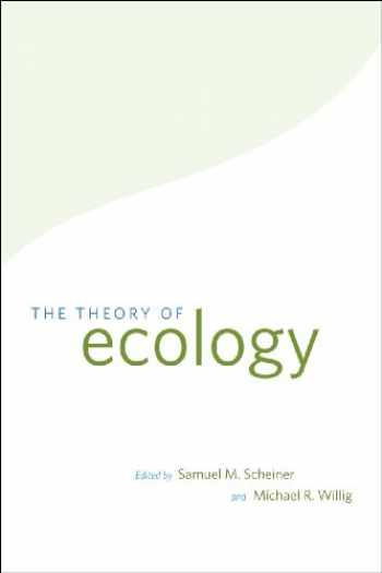 9780226736860-0226736865-The Theory of Ecology