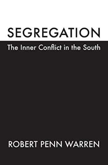 9780820316703-0820316709-Segregation: The Inner Conflict in the South (Brown Thrasher Books Ser.)