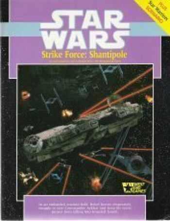 9780874310917-0874310911-Strike Force: Shantipole (Star Wars RPG)
