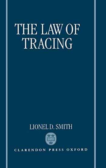 9780198260707-0198260709-The Law of Tracing