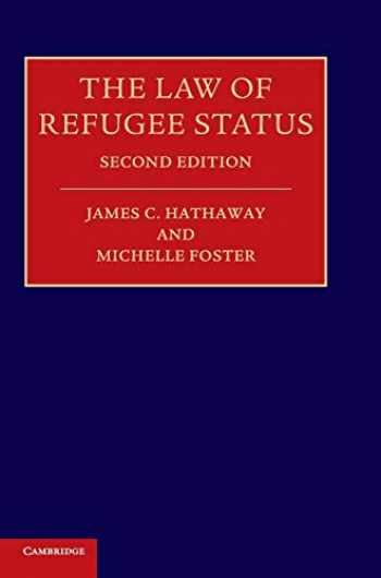 9781107012516-1107012511-The Law of Refugee Status