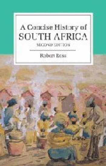 9780521720267-0521720265-A Concise History of South Africa (Cambridge Concise Histories)