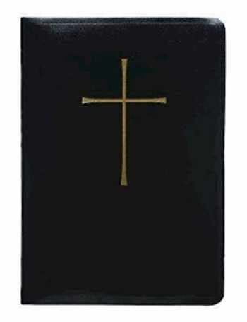 9780898690774-0898690773-The Book of Common Prayer Deluxe Chancel Edition: Black Leather