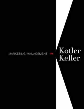 9780132102926-0132102927-Marketing Management (14th Edition)