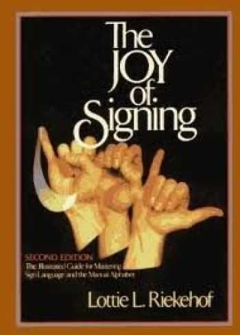 9780685182451-0685182452-The Joy of Signing