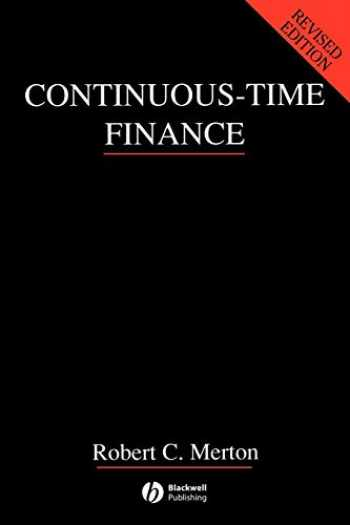9780631185086-0631185089-Continuous-Time Finance