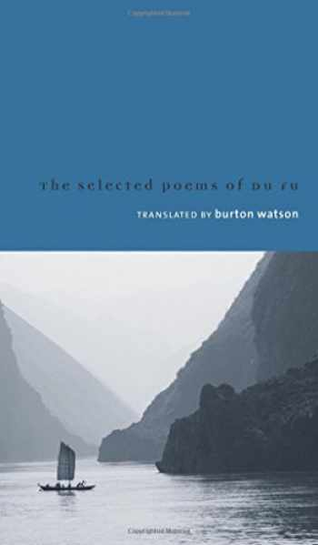 9780231128292-0231128290-Selected Poems of Du Fu