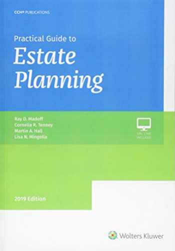 9780808050315-0808050311-Practical Guide to Estate Planning, 2019 Edition