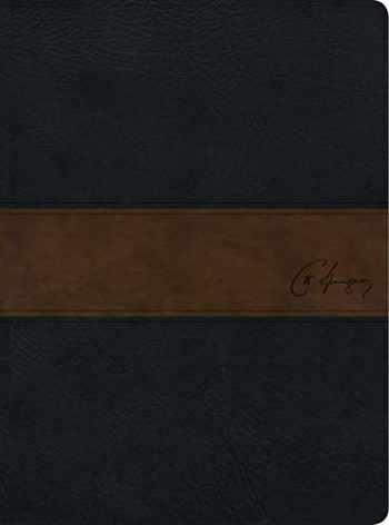 9781535915182-1535915188-RVR 1960 Biblia de estudio Spurgeon, negro/marrón símil piel (Spanish Edition)
