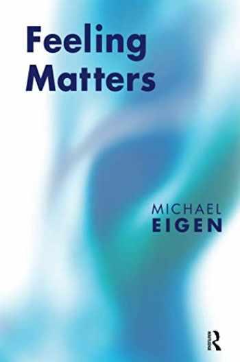 9781855754119-1855754118-Feeling Matters