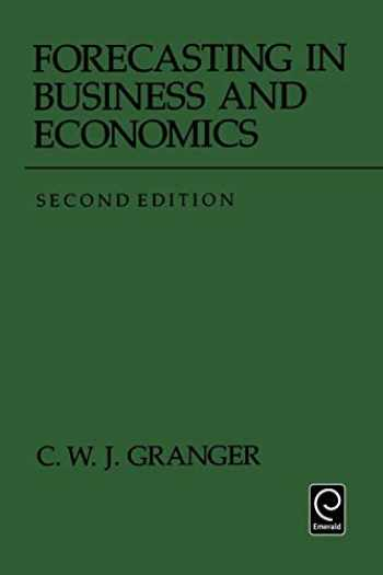 9780122951848-0122951840-Forecasting in Business and Economics, Second Edition (Economic Theory, Econometrics, and Mathematical Economics)
