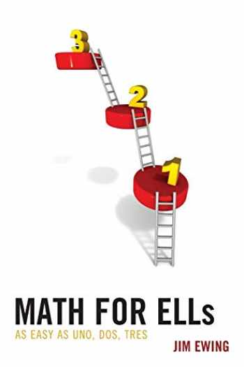 9781475853087-1475853084-Math for ELLs: As Easy as Uno, Dos, Tres