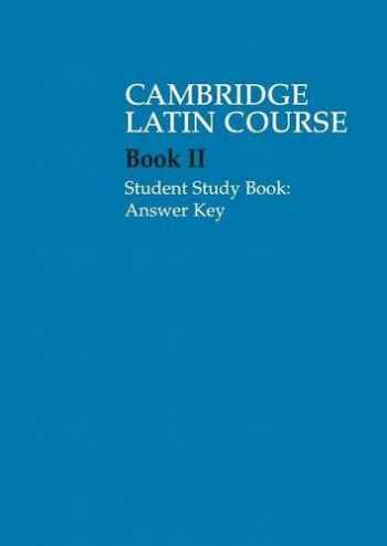 9780521685948-052168594X-Cambridge Latin Course 2 Student Study Book Answer Key