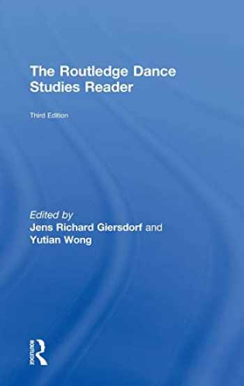 9781138088719-1138088714-The Routledge Dance Studies Reader