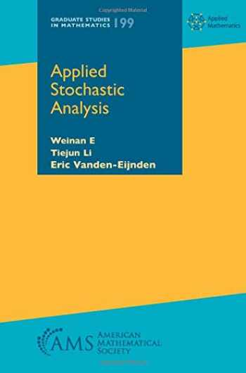9781470449339-1470449331-Applied Stochastic Analysis (Graduate Studies in Mathematics)