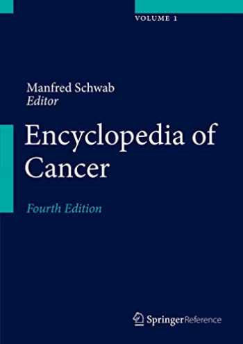 9783662468746-3662468743-Encyclopedia of Cancer