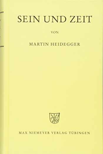 9783484701533-3484701536-Sein Und Zeit (German Edition)