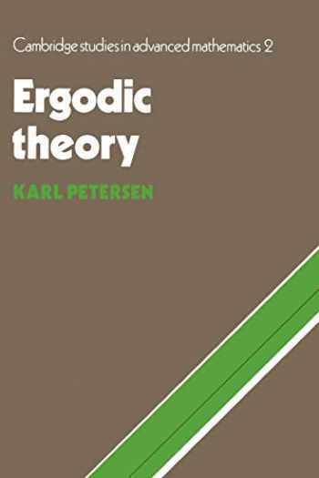 9780521389976-0521389976-Ergodic Theory (Cambridge Studies in Advanced Mathematics, Series Number 2)