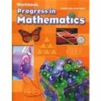 9780821582244-0821582240-Progress in Mathematics: Grade 4