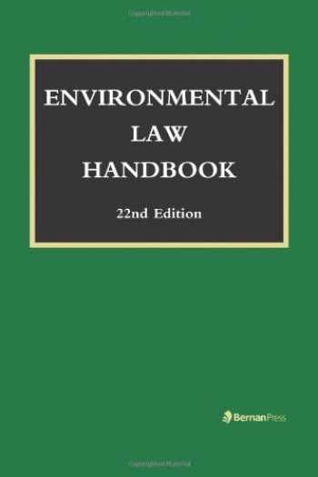 9781598886672-1598886673-Environmental Law Handbook
