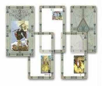 9780738732213-0738732214-Universal Transparent Tarot Deck