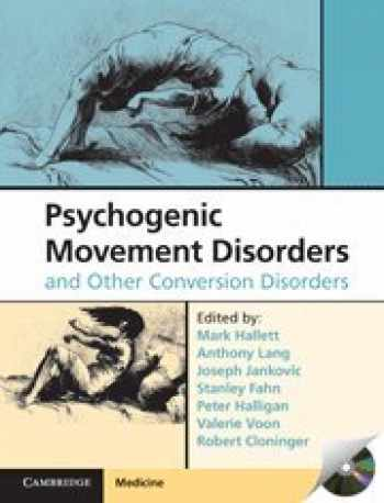 9781107007345-1107007348-Psychogenic Movement Disorders and Other Conversion Disorders (Cambridge Medicine (Hardcover))