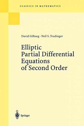 9783540411604-3540411607-Elliptic Partial Differential Equations of Second Order
