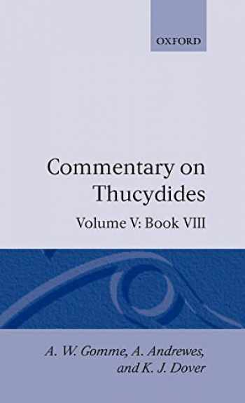 9780198141983-019814198X-Commentary on Thucydides Volume 5. Book VIII