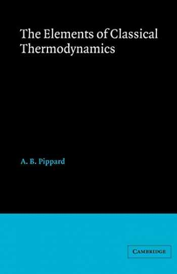 9780521091015-0521091012-Elements of Classical Thermodynamics:For Advanced Students of Physics