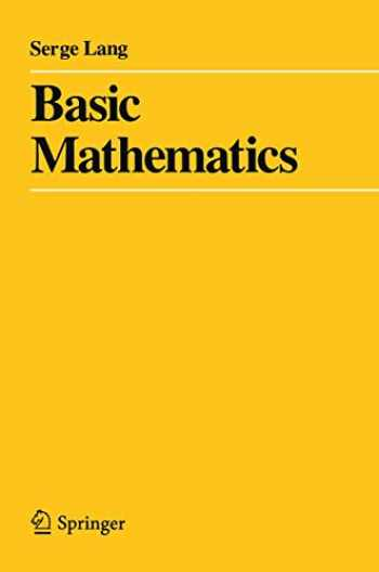 9780387967875-0387967877-Basic Mathematics