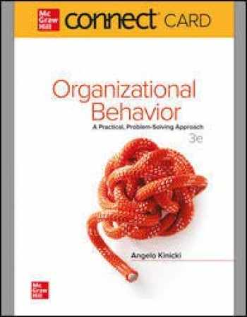 9781260142068-126014206X-ORGANIZATIONAL BEHAVIOR CONNECT ACCESS