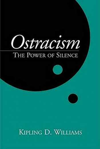 9781572308312-1572308311-Ostracism: The Power of Silence