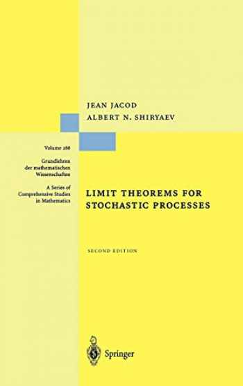 9783540439325-3540439323-Limit Theorems for Stochastic Processes