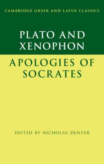 9780521145824-0521145821-Plato: The Apology of Socrates and Xenophon: The Apology of Socrates (Cambridge Greek and Latin Classics)