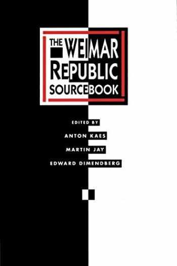 9780520067752-0520067754-The Weimar Republic Sourcebook (Volume 3)
