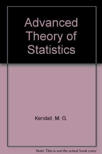 9780028476407-0028476409-Advanced Theory of Statistics, Vol. 3