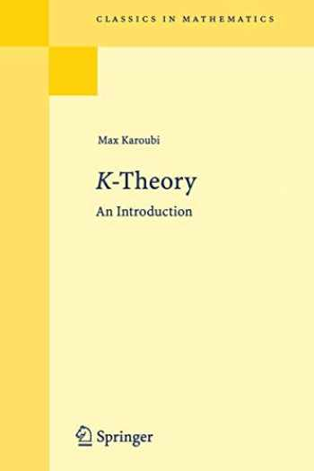 9783540798897-3540798897-K-Theory: An Introduction (Classics in Mathematics)