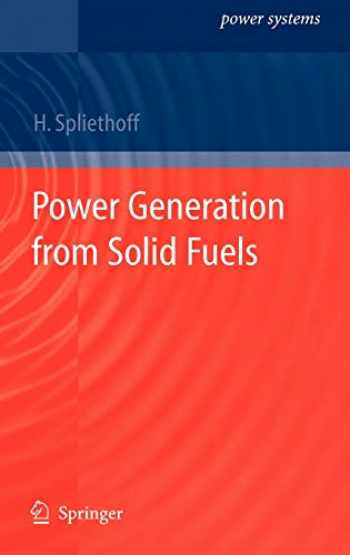 9783642028557-3642028551-Power Generation from Solid Fuels (Power Systems)