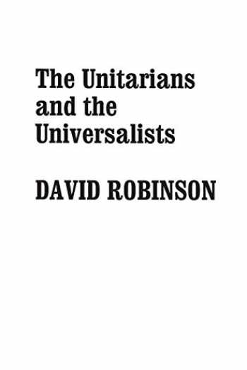 9780313248931-0313248931-The Unitarians and the Universalists
