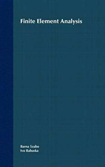 9780471502739-0471502731-Finite Element Analysis