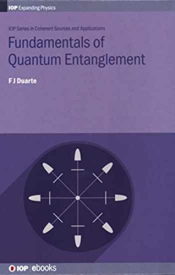 9780750322263-0750322268-Fundamentals of Quantum Entanglement (IOP Expanding Physics)