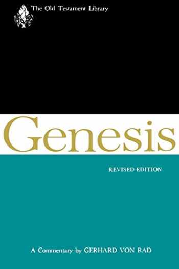 9780664227456-0664227457-Genesis - A Commentary (Old Testament Library)