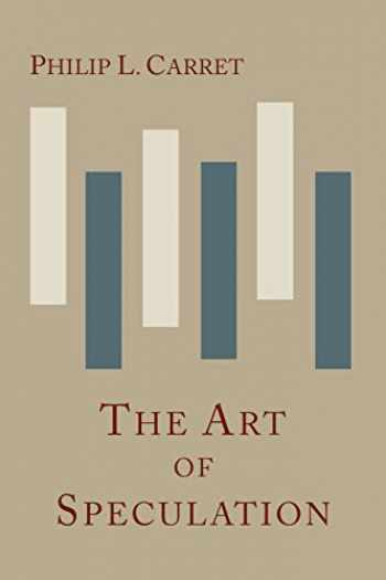 9781614272380-1614272387-The Art of Speculation