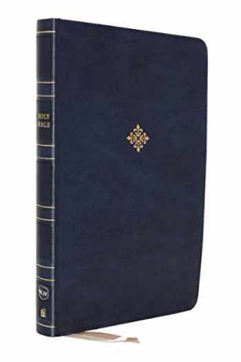9780785238447-0785238441-NKJV, Thinline Reference Bible, Large Print, Leathersoft, Blue, Red Letter, Comfort Print: Holy Bible, New King James Version